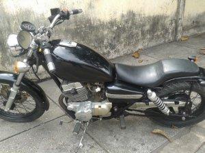 Môtô rebel 250cc