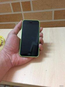 Iphone 5C Xanh lá Quốc tế 16g - Máy đẹp kèm sạc cáp