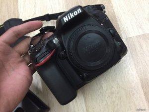 máy ảnh nikon D7100 máy mới 99%, mới dữ dụng 2k shots