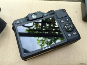 Canon g15 + case waterproof