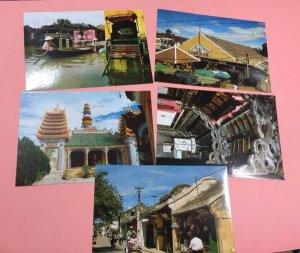 Thanh lý 90 Postcard phong cảnh Việt Nam xưa, 200k.