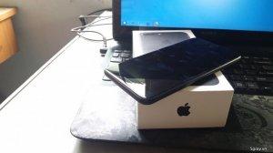 iPhone 7 Plus 256gb Matte Black World FULLBOX & LIKENEW