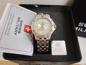 Đồng hồ Swiss Military Automatic Men Watch, Hàng Thụy sỹ nguyên hộp độ mới trên 90%