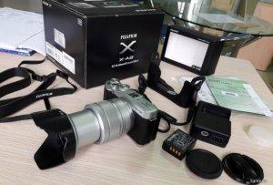 Fujifilm X-A2 lens 16-50, Fullbox, BH chính hãng