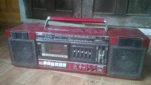 bán Cassette JVC PC-37