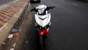 Yamaha Exciter 150, màu trắng đỏ, đk 2015, chính chủ