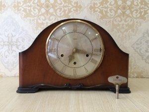 Đồng hồ vai bò Smiths Tempora 9 gong 2 bài nhạc sx Anh Quốc 1940