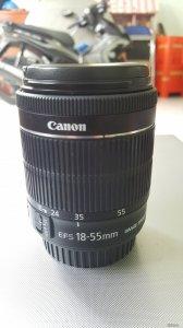 Cần bán Kit Canon EF-S 18-55mm STM