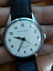 Đồng hồ cổ xưa Citizen Homer second setting 21jewels, máy 020917, phiên bản giới hạn, có giao lưu.