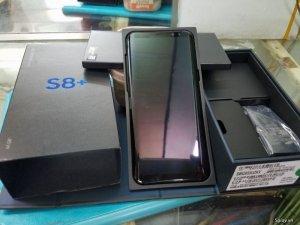 S8+ 64gb black new seal quốc tế ,giá tốt