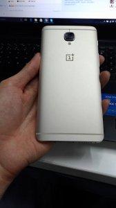 OnePlus 3T Gold máy đẹp móc mắt
