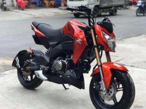 Kawasaki z125 cho teen nha z125 2/2017z125 2/2017