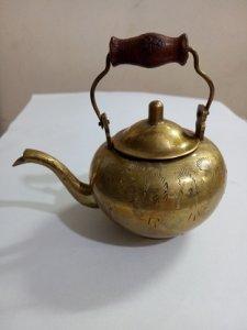 Ấm trà Bằng Đồng Châu Âu - hàng xách tay từ Mỹ - Đồ Xưa