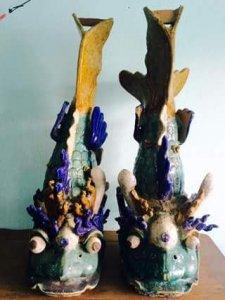Giao lưu cặp cá hóa long