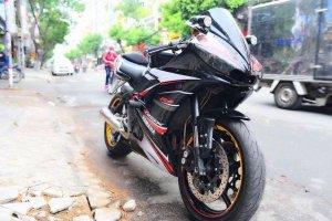 Bán xe moto yamaha R6s hàng hiếm
