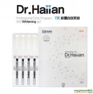 Gel Làm Trắng Răng DR.HAIIN Professional Clinic Program.