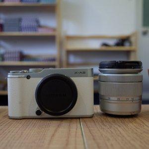 Fuji XA2 + 16-50 OIS II