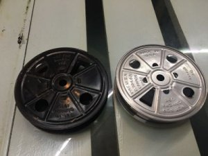 Reel phim nhựa 16ly