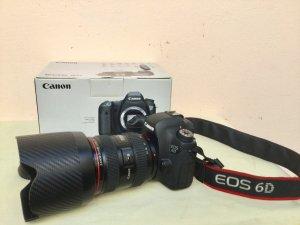 Canon 6D & Lens 24-70L 2.8