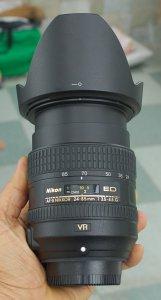Lens Nikon AF-S 24-85mm f/3.5-4.5G ED VR