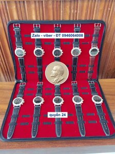 Trình làng : bộ sưu tập đồng hồ quyển 24 : POLJOT Chronograph