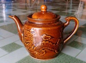 3 bình trà xưa giao lưu
