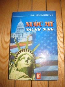 Cuốn sách nước Mỹ ngày nay, TL 50k Dày gần 700 trang