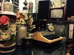 Máy đánh chữ!