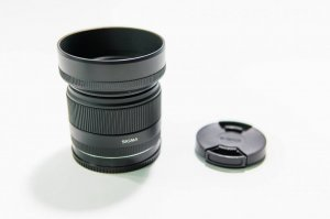Sigma 19mm F/2.8 DN - Canon 55-250mm IS 2