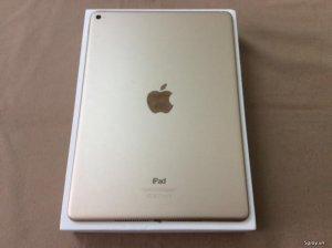 Bán iPad Air 2 Wifi 64G Gold - Fullbox