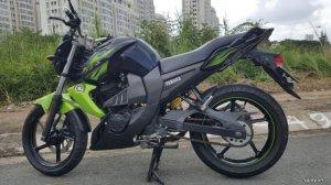 Thanh lý Yamaha FZ S 2012 BSTP,mới keng,máy zin,êm,vọt,giá tốt 38tr.