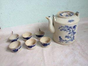 bộ ấm trà đẹp = 600k bao ship
