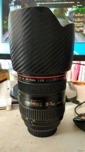 Lens 28-70 canon