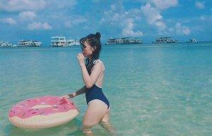 Phú Quốc là 1 lựa chọn vô cùng xuất sắc, biển xanh, nắng vàng, cát trắng
