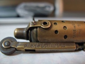 Imco Made in Austria 1920's.