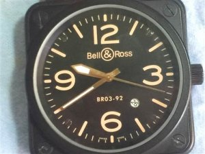 Bell & Ross BR01-92 limited edition
