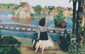 Những địa điểm sát vách Sài Gòn chỉ với 500k là tha hồ quẩy