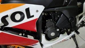 Bán Honda CBR300R Repsol Full thắng ABS date 4/2017 HQCN-Saigon