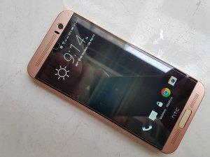 HTC One ME dual sim trắng gold cty thegioididong bh 20/09/2017 bán/đổi