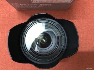 Len TAMRON 17-50 f2.8 VC for Canon