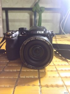 Fujifilm Finepix s4200 - máy siêu zoom