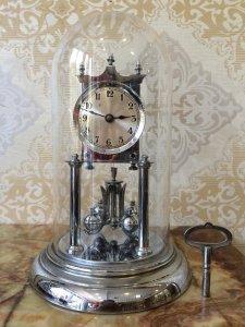 Đồng hồ uply mạ crom 400 ngày sx Đức 1960 ! ( tuyển chọn )