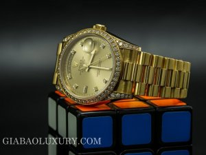 ĐỒNG HỒ ROLEX PRESIDENT DAY-DATE 18388