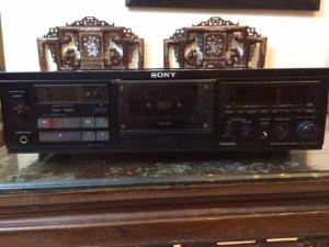 Cần bán đầu cassette sony TC 555ESX 3 Đầu từ giá tốt