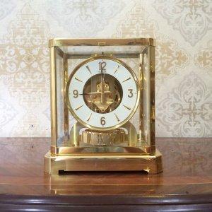 """Đồng hồ vĩnh cửu Atmos """" LeCoultre """" mạ vàng 24K sản xuất 1920-40"""