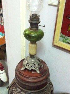 Đèn dầu xưa (số 4)