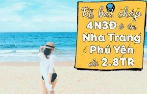 Hè này nhất định phải phá đảo Nha Trang – Phú Yên nhen mấy bạn