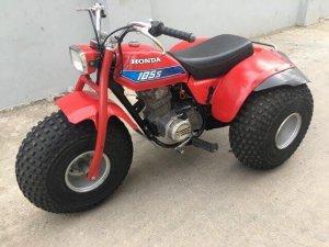 Honda ATC 185s