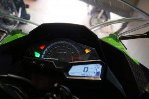 Kawasaki Ninja 300 ABS 4800 km