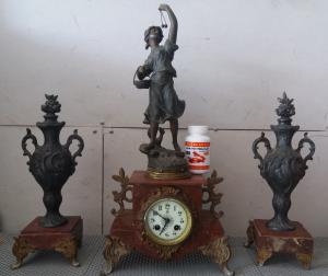 Bán đồng hồ cổ xưa pháp, đức, nhật  cao cấp hội xuân độ